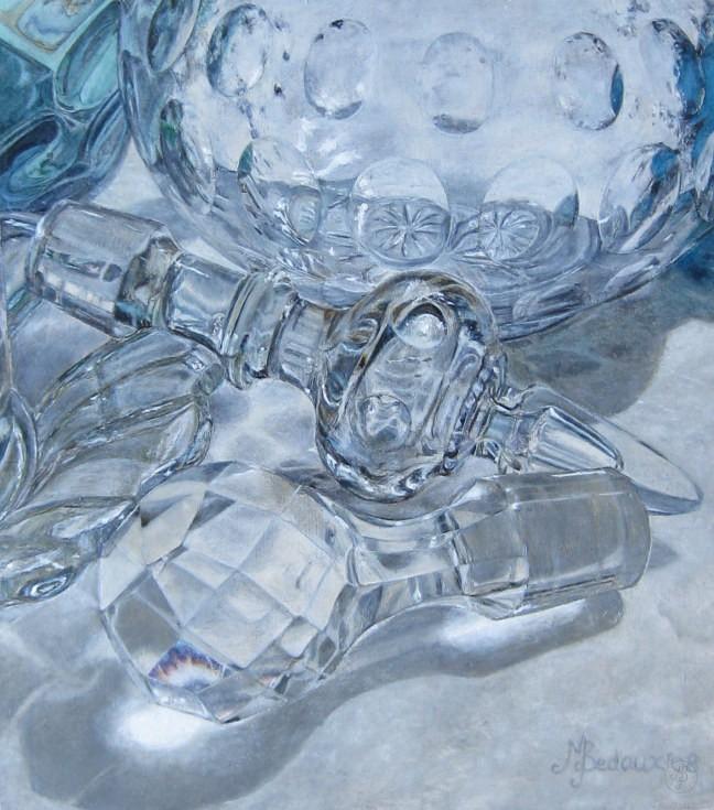 Glashelder Marielle Bedaux