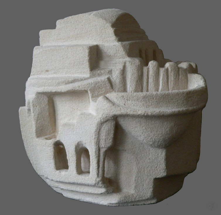 Sculpture Marielle Bedaux