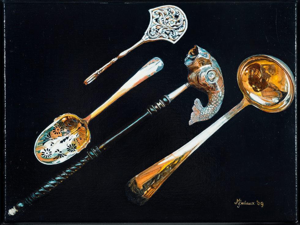 Zilver Marielle Bedaux