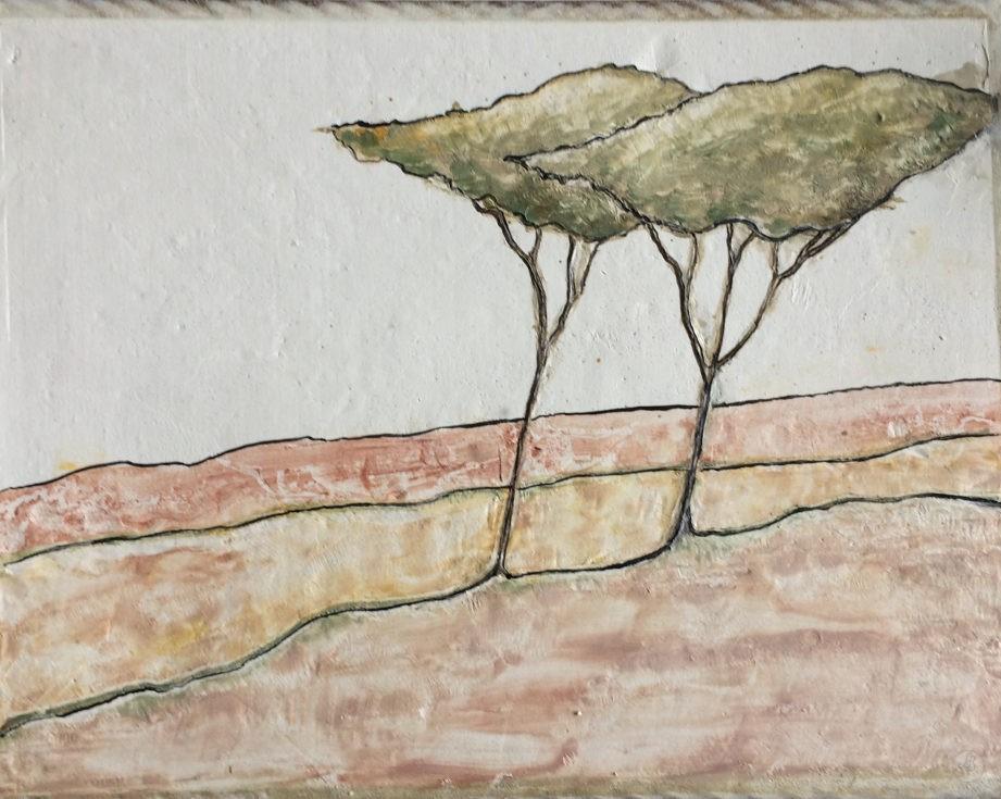 fresco Marielle Bedaux